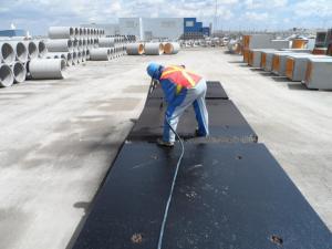 Concrete Pipeline Coating