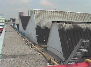 Natrysk CWS 1000 N  - azbest