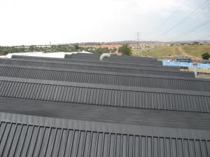 Dach blaszany